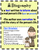 Become a Biography Detective