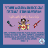 Become a Grammar Rock Star an Online Learning Resource (Gr