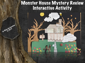 Become a Mystery Expert: The Interactive Monster House