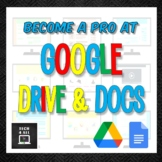 Become a PRO with Google Drive & Google Docs