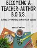 Become a Teacher-Author B.O.S.S with Teresa Kwant