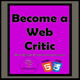 Become a Web Critic-HTML and CSS Unit Lesson