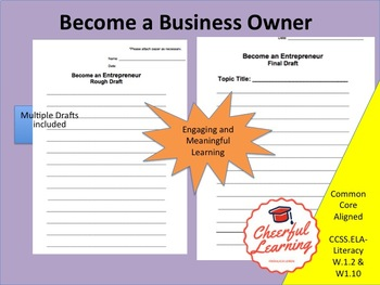 Become an Business Owner