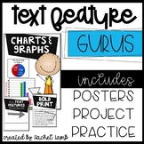 Text Feature Posters and Project
