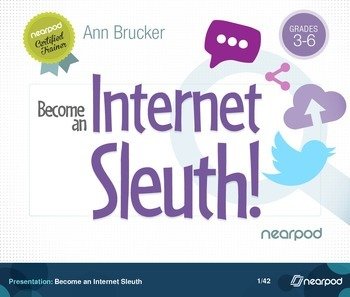 Become an Internet Sleuth