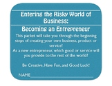 Becoming An Entrepreneur Project
