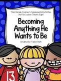 Becoming Anything He Wants to Be Journey's Activities Third Grade Lesson 28