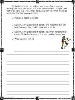 Becoming Anything He Wants to Be-Journeys-Grade 3-Lesson 28
