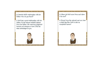 Becoming Gatsby Board Game: Chapters 1-3