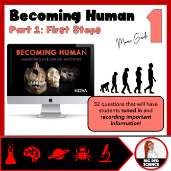Becoming Human (Part 1 - First Steps) Nova Documentary Movie Guide