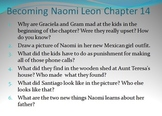 Becoming Naomi Leon Power Point Study Guide