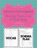 Becoming Naomi Leon {Vocabulary & Unit Plan}
