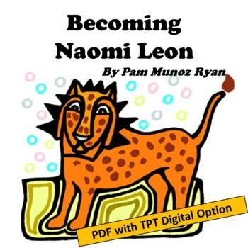 Becoming Naomi Leon, by Pam Munoz Ryan: A Novel Study