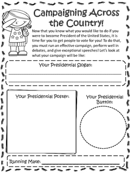 Becoming President!