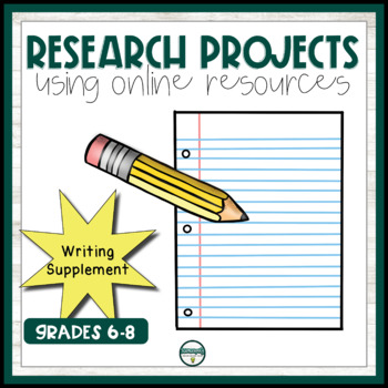 Constructing a Research Project Using Online Resources