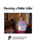 Becoming a Better Writer:  A Printable Parent Handout