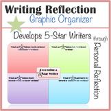 Writing Reflection Graphic Organizer (Elementary)