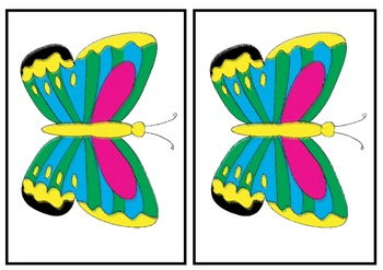 Becoming a Butterfly - A Trading/Making Tens Place Value Game