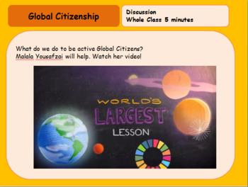 Becoming a Global Citizen
