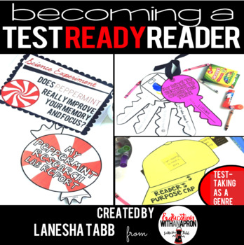 Test Prep for Real Readers