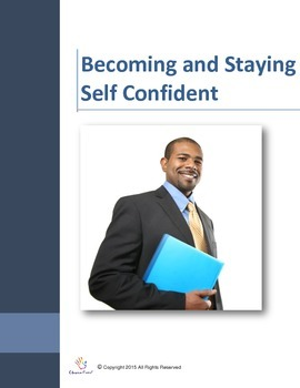 Becoming and Staying Self Confident