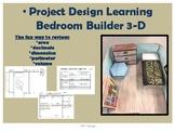 Bedroom Builder 3-D Finding Perimeter, Area and Volume