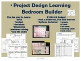 Bedroom Builder-Area and Budget with Project Learning