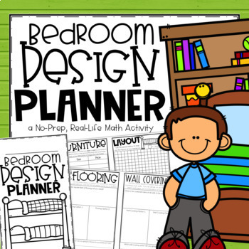 Bedroom Design for Practicing Area {A Project Based Learning Activity}