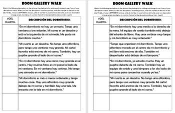 Bedroom Gallery Walk