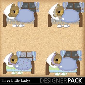 Bedtime Boy Bear