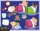 Bedtime Dreaming Clip-Art