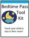 Bedtime Pass Bedtime Routine Tool Kit