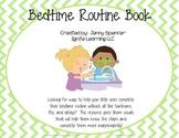 Bedtime Routine Book
