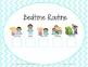 Bedtime Routine Checklist (Horizontal)