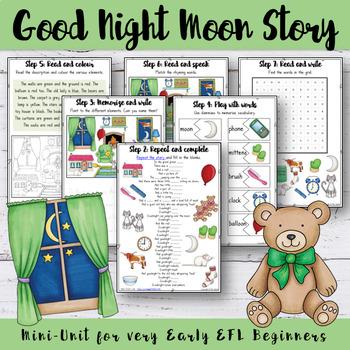 Good Night Moon - Literature Mini-Unit