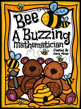 Bee A Buzzing Mathematician: Color By The Code Addition & Subtraction Puzzles
