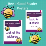 Bee A Good Reader Posters