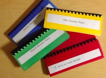 Calendar Activity: A Number Fact For Each Day of the Year