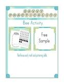 Bee Activity Pattern Sampler