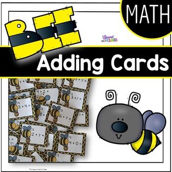 Bee Adding Cards