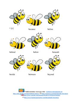 Bee B Braille Shortforms