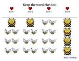Bee, Bee, Bumble Bee | Beat & Rhythm Practice - Elementary Music