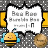 Bee Bee Bumble Bee - Prepare, Present, Practice Quarter No