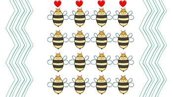 Bee Bee Bumble Bee Printables