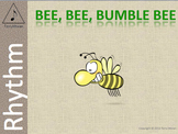 Bee Bee Bumble Bee (ms) - Rhythm Pack