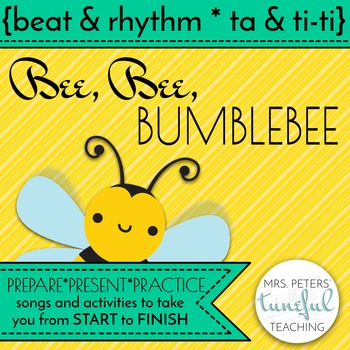 Bee, Bee, Bumblebee - A Chant for Beat and Rhythm