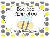 Bee Bee Bumblebee: Beat vs. Rhythm