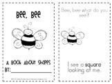 Bee, Bee: Flat Shapes