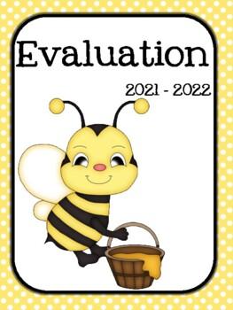 Bee Binder Covers