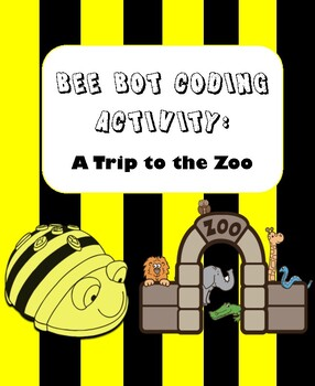 Bee Bot Activity: A Trip to the Zoo